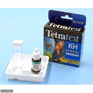 メーカー:テトラ 品番:77304 飼育水の炭酸塩硬度を簡単にチェック!水質急変の回避に!炭酸塩硬度...