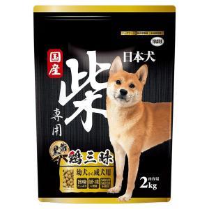 イースター 日本犬 柴犬専用 黒帯 鶏三昧 2kg ドッグフード 関東当日便|chanet