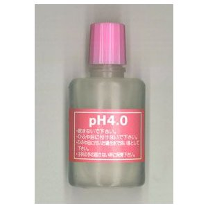 アウトレット品 KS701用 pH4.0標準液(校正液) 訳あり 関東当日便|chanet