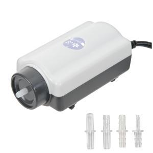 水作 水心 SSPP−7S(エア量固定式) 30〜45cm水槽用エアーポンプ おまけ付き 関東当日便|chanet