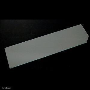 ニッソー ガラスフタ 上部フィルターを使用する時のNEWスティングレー106、6MK用(幅15.3×...