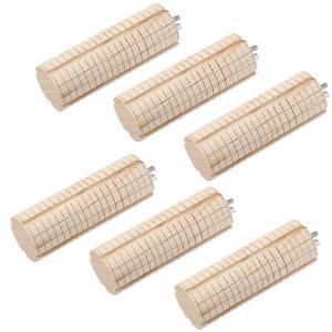 マルカン かじり木コーン L うさぎ かじり木 6個入り 関東当日便|chanet