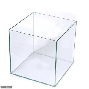 メーカー:コトブキ 品番:▼▲ 立方体のフレームレス水槽キュートな正立方体のフレームレス水槽です。ガ...