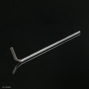 クリスタルジョイント L型・大 20cm×4cm 外径6mm 1個 6mmエアーチューブ用 関東当日便の商品画像|ナビ