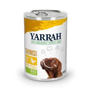 YARRAH(ヤラー) ドッグディナーチキン チャンク缶 400g 正規品 ドッグフード YARRAH ヤラー|chanet