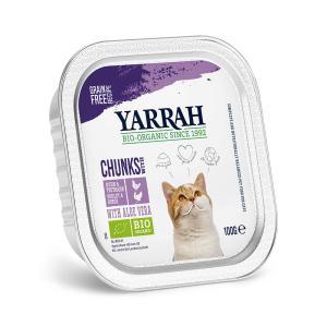 YARRAH(ヤラー) チキンとターキーのキャットチャンク 100g 正規品 キャットフード YAR...