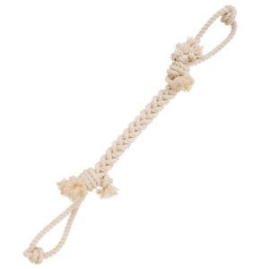 アドメイト ナチュラルコットンロープ S 犬 犬用おもちゃ デンタルケア 関東当日便|chanet