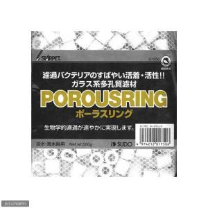 スドー ポーラスリング 500g 海水・淡水両用 関東当日便|chanet