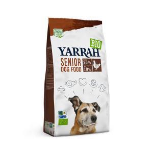 YARRAH(ヤラー) オーガニックドッグフード シニア 2kg ドッグフード YARRAH ヤラー 関東当日便