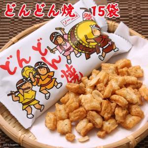 食品 どんどん焼 15袋入り 関東当日便|chanet