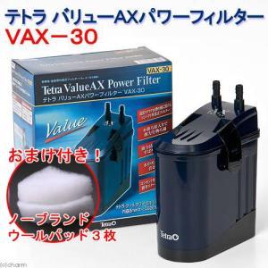 テトラ バリューAXパワーフィルター VAX−30 水槽用外部フィルター 関東当日便