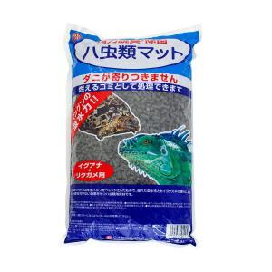日本動物薬品 ニチドウ ハ虫類マット イグアナ・リクガメ用 2000g(3.8リットル)爬虫類 底床 マット お一人様9点限り 関東当日便