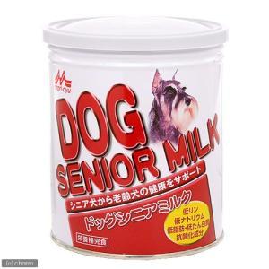 森乳 ワンラックドッグシニア 280g 高齢犬用ミルク 犬 ミルク 関東当日便|chanet