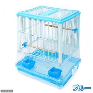 マルカン バードパレス クリーン ブルー(420×350×460) 鳥 ケージ 鳥かご 関東当日便
