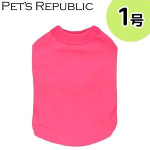 PET'S REPUBLIC スタンダードTシャツ 1号 ホットピンク 関東当日便|chanet