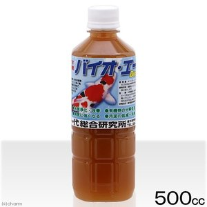 Bio・Ace バイオ・エース 500cc バクテリア 錦鯉 池 養殖 関東当日便|chanet