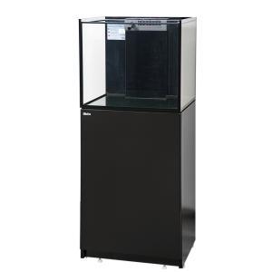 □同梱不可・中型便手数料 レッドシー REEFER 170 ブラック オーバーフロー水槽 3個口 才...