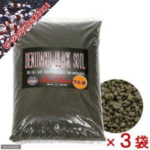 紅蜂ブラックソイル フルボ(BENIBACHI BLACK SOIL FULVIC) 5L×3袋 熱...