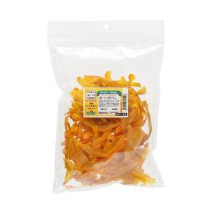 国産 サラダかぼちゃスライス 50g 国産 犬用おやつ PackunxCOCOA フルーツ&ベジ 蒸し野菜チップス 関東当日便|chanet