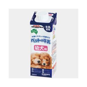 ドギーマン ペットの牛乳 幼犬用 250ml 24本入り 犬 ミルク 関東当日便|chanet