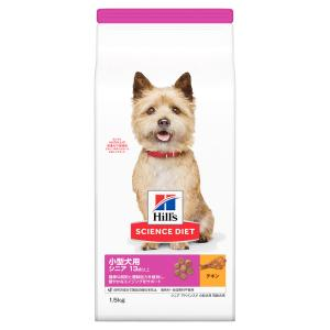 サイエンスダイエット 小型犬用  シニアアドバンスド 1.5kg 正規品 ドッグフード ヒルズ 超高齢犬【hills201608】 関東当日便|chanet