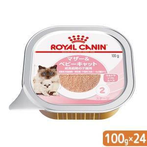 ロイヤルカナン 猫 ベビーキャット インスティンクティブ 離乳期〜4ヶ月齢 100g 24個 お一人様5点限り|chanet