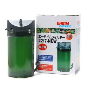 メーカー:EHEIM 品番:2217410 シンプルで堅牢な構造から根強い人気のエーハイム クラシッ...