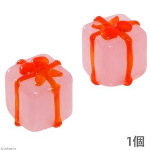 グラスコレクション プレゼント 正方形 1個 クリスマス インテリア ガラス細工