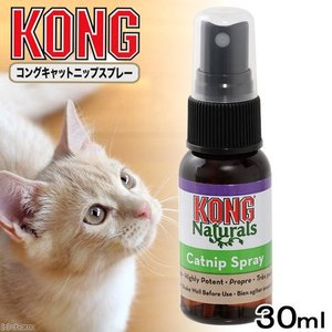 コング キャットニップスプレー 30ml 猫 またたび