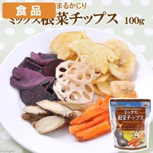 食品 ミックス根菜チップス 100g 関東当日便|chanet