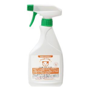弱酸性消臭除菌水 ぺっとくりん 猫用 500ml 消臭 除菌 スプレー 関東当日便|chanet
