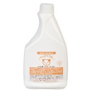 弱酸性消臭除菌水 ぺっとくりん 猫用 詰め替え用 500ml 消臭 除菌 詰め替え 関東当日便|chanet