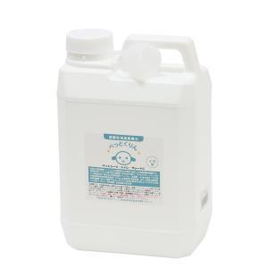 弱酸性消臭除菌水 ぺっとくりん 犬用 詰め替え用(ノズル付) 2L 消臭 除菌 スプレー chanet