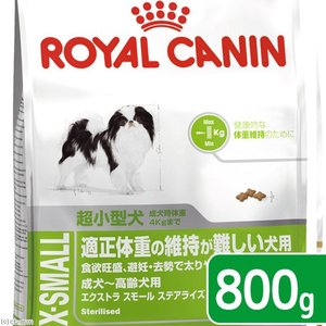 消費期限 2020/07/02 メーカー:ロイヤルカナン 太りやすい超小型犬のために作られた特別なフ...