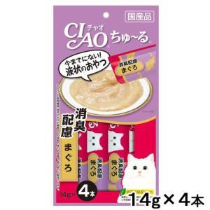 いなば CIAO(チャオ) ちゅ〜る 消臭配慮...の関連商品6