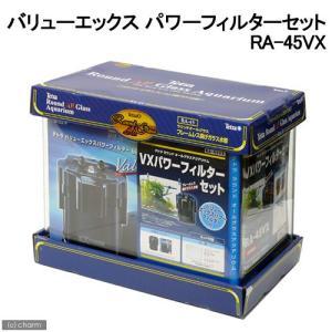 45cm水槽セット テトラ オールグラスRA−45VX バリューエックスパワーフィルターセット お一...