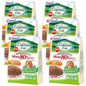 ペティオ リモナイトラボ ミニチュア・ダックスフンド用 1kg(100g×10袋) 6個 関東当日便 chanet