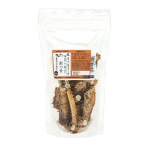 北海道産 圧力鍋で煮た鮭の骨 50g 国産 無添加 無着色 犬猫用おやつ PackunxCOCOA 関東当日便|chanet