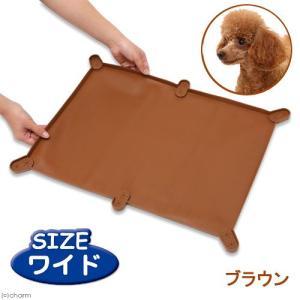 ターキー NEWトイレマット ワイド ブラウン 57.7×43.7cm 犬用トイレ 関東当日便