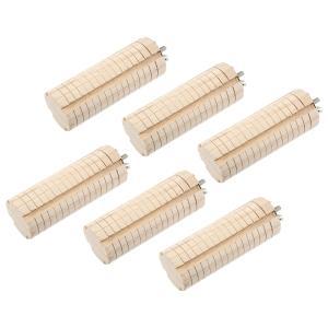 メーカー:マルカン 品番:MR−144 かじりやすい固定タイプ!つぶがかじれるトウモロコシ型のかじり...