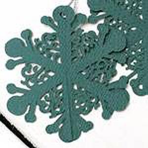 ゆうパケット対応 プリサイスオーナメント スノー S/2 緑 クリスマス 同梱・代引き・着日指定不可|chanet