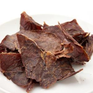 オーストラリア産国内加工 うす〜くスライスして焼いたカンガルーもも肉のジャーキー 30g 無添加 無着色 PackunxCOCOA 関東当日便|chanet