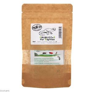 プロバグズ 真空生昆虫 3種×1袋(ミルワーム・スーパーワーム・デュビア)保存用チャック袋付 爬虫類用 PROBUGS|chanet