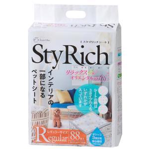 シーズイシハラ クリーンワン スタイリッチシート リラックスオリエンタルの香り レギュラー88枚