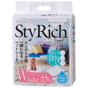 シーズイシハラ クリーンワン スタイリッチシート リラックスオリエンタルの香り ワイド44枚