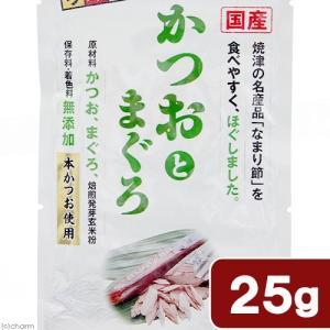 三洋食品 焼津なまり かつおとまぐろ 25g