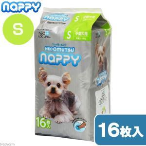 コーチョー ネオ・オムツ Nappy S16枚 小型犬用 関東当日便|chanet