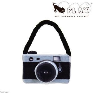 メーカー:ルークラン 音が鳴る飽きないおもちゃ! PLAY グローブトロッター カメラ 対象 犬 特...