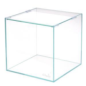 30cmキューブ水槽(単体)スーパークリア アクロ30Sキューブ(30×30×30cm)オールガラス水槽 Aqullo お一人様1点限り 関東当日便|chanet