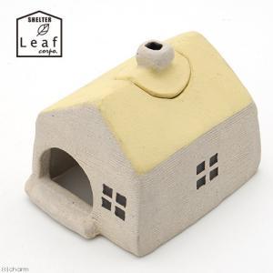 メーカー:SHELTER 生体の隠れ家、脱皮不全防止に! おうちウェットシェルター イエロー  … ...